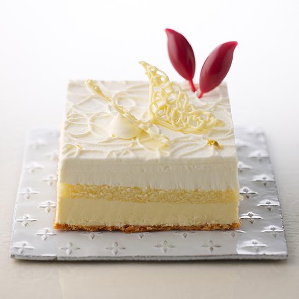 フランボワーズチーズケーキ(ホール)