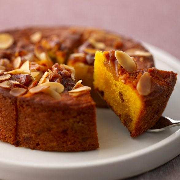 ジャックの手作り焼きケーキ