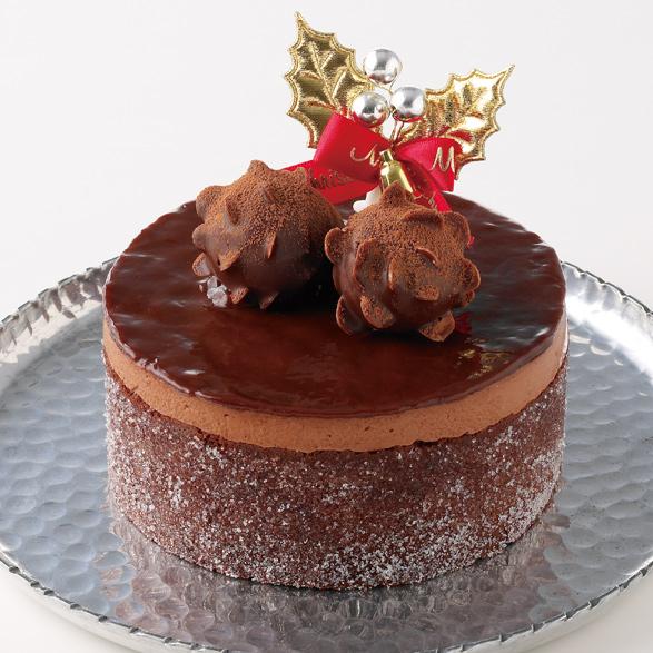 クリスマスアイスケーキ_(チョコ)