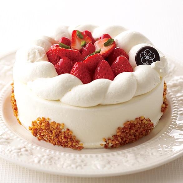 季節の生ケーキ_(いちご)