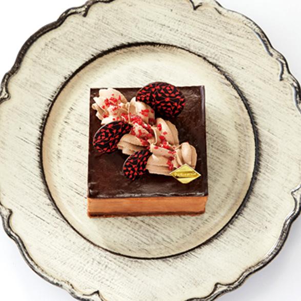 シルクチョコレートケーキ