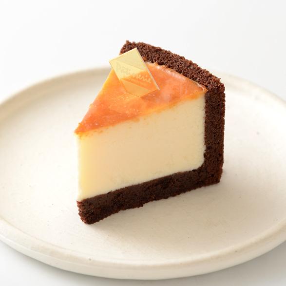 なめらかベイクドチーズ~ニューヨークスタイル