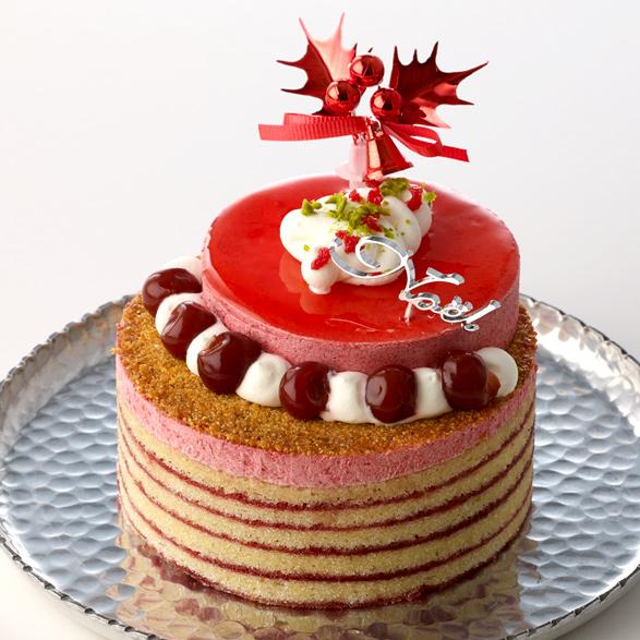 クリスマスアイスケーキ_(チェリー)
