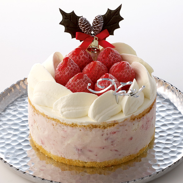クリスマスアイスケーキ_(ストロベリー)