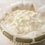 ざる豆腐チーズケーキ